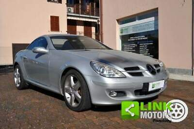 MERCEDES Classe SLK 200 Kompressor cat