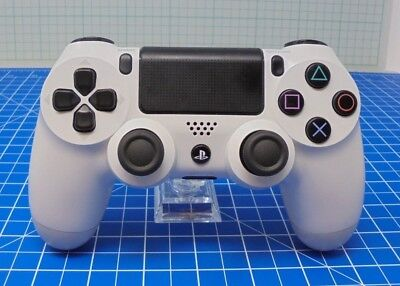 Official Sony Playstation 4 Dual Shock PS4 Wireless Controller - White - SDSPW