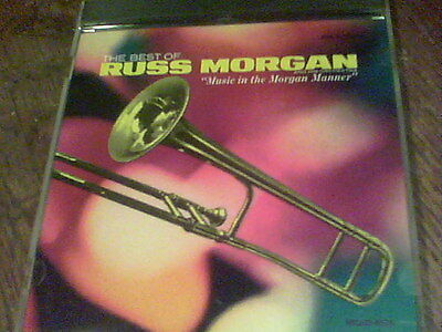 The Best of Russ Morgan MCA Records MCAD-4036  cd