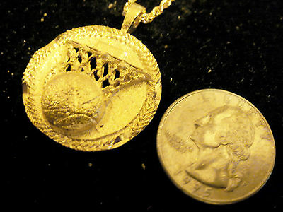 bling gold plated basketball hoop SPORTS GAME pendant charm Necklace JEWELRY GP