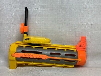 Nerf N-Strike Recon Barrel Extension Replacement Accessory Yellow Barrel