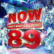NOW That's What I Call Music! 89 von Various Artists | CD | Zustand sehr gut