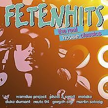 Fetenhits - The Real House Classics von Various | CD | Zustand sehr gut