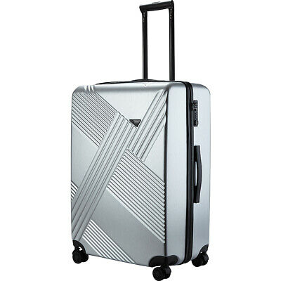 "Travelers Club Luggage Percey 20"" Premium Hardside Hardside Carry-On NEW"