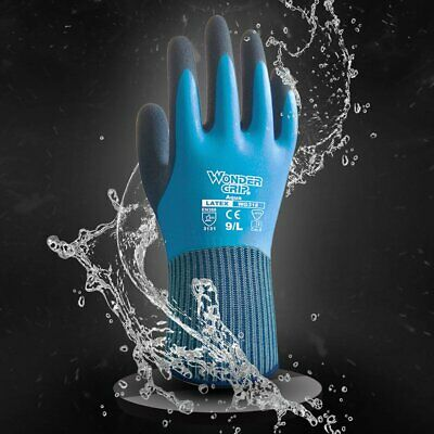 WG-318 Anti-cut Gloves Cut Proof Resistant Waterproof Garden Emulsion Gloves RY