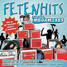 Fetenhits - The Real Megamixes von Various | CD | Zustand gut