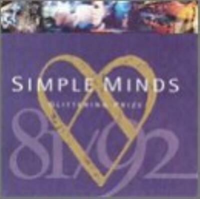 Simple Minds : Glittering Prize-Best of CD Incredible Value and Free Shipping!