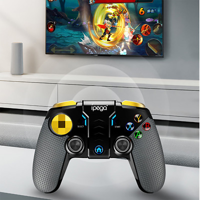 Durable Bluetooth Gamepad PUBG Gaming Console Controller for Android IOS Phone