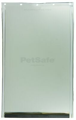 """PetSafe Dog and Cat Door Replacement Flap, Large, 10 1/8"""" x 16 7/8"""",, Magnetic"""