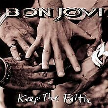 Keep the faith von Bon Jovi | CD | Zustand sehr gut