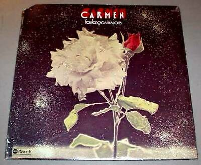 CARMEN SEALED LP - Fandangos in Space (1974)