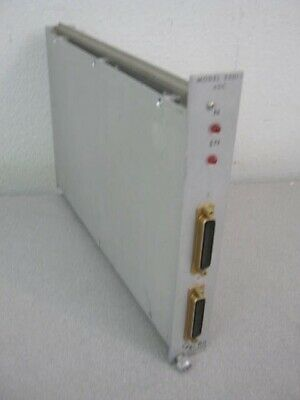 BiRa Model 5301 ADC Analog/Digital Converter CAMAC