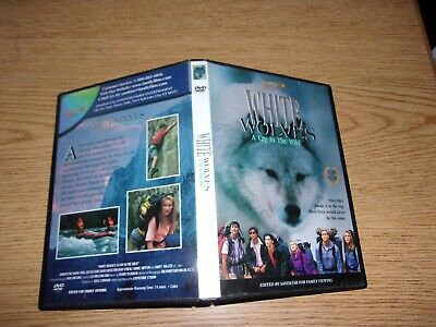 White Wolves: A Cry in the Wild II (DVD, 2000) WITH INSERT