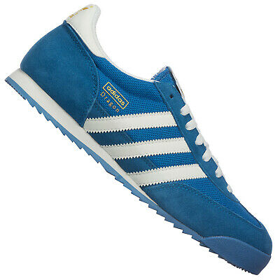 newest d89cc c75fc Adidas Originals Dragon Homme Chaussures de Loisir Basket Sport G50922 Bleu