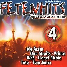 Fetenhits - The Real Classics Vol. 4 von Various | CD | Zustand gut