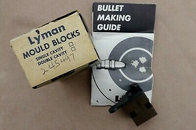 LYMAN NO  245497 6mm ,  243 Win 93gr Bullet Mold | Hunting / Target Rifle