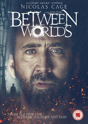 Between Worlds DVD (2019) Nicolas Cage, Pulera (DIR) cert 15 Fast and FREE P & P