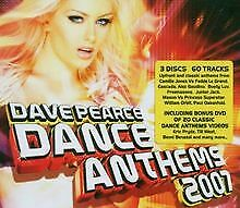 Dance Anthems 2007 (+Bonus Dvd) von Various | CD | Zustand gut