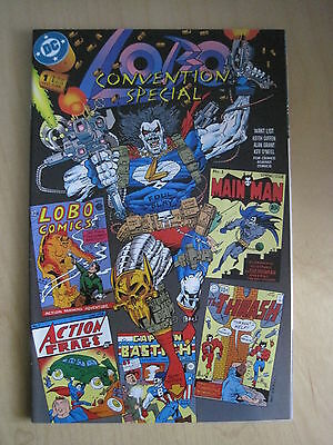 LOBO : CONVENTION SPECIAL ONE-SHOT by GRANT, GIFFEN & KEV O'NEILL. DC. 1993