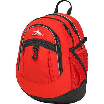 High Sierra Fat Boy Backpack 28 Colors Everyday Backpack NEW