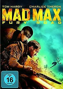 Mad Max: Fury Road | DVD | Zustand gut