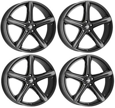 4 AEZ Yacht dark Wheels 8.0Jx18 5x108 for RENAULT Espace Grand Scenic Megane Sce