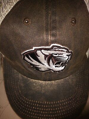 premium selection 4b6d7 7594c NEW Missouri Tigers Top Of The World NCAA Snapback hat Adult LOOK