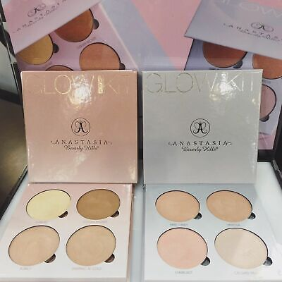 Anastasia Beverly Hills That Glow Gleam Highlighter Bronzer Make Up Palette UK