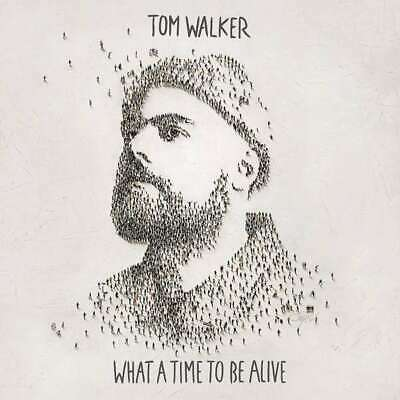 NEU CD Tom Walker - What A Time To Be Alive #G60443295