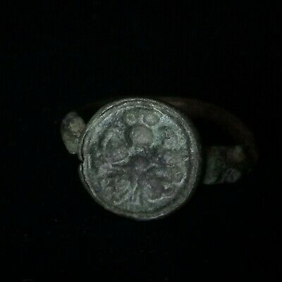 Ancient Roman Medieval Roman Ring (Butterfly)