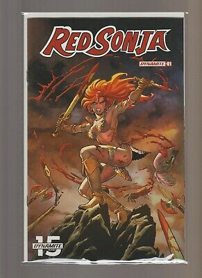 Red Sonja #1 NM (2019, Dynamite) Cover A, Amanda Conner, 1st Print!!