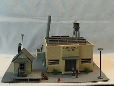 Plasticville HO Scale Manufacturing Company Custom Assembled