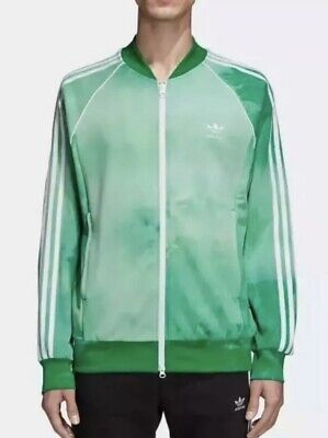 d6e9db70bd372 ADIDAS ORIGINALS PHARRELL Williams Hu Holi SSTR Track Jacket CW9106 ...