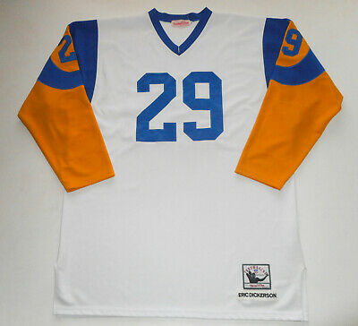 1e8a47d6 MITCHELL & NESS Eric Dickerson Los Angeles Rams Blue 1984 Retired ...
