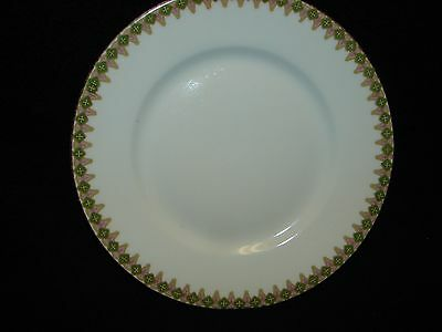 Antique 1891-1932 GUE76 Fine Bread & Butter Plate by Wn Guerin - Limoges France