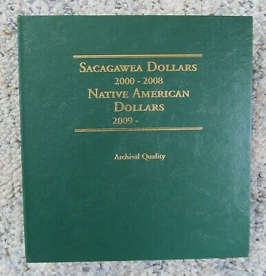 2000 - 2018 57 Coin Native American Sacagawea PDS Set With Proofs In Album