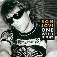 One Wild Night von Bon Jovi | CD | Zustand gut