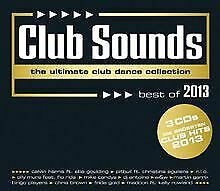 Club Sounds-Best of 2013 von Various | CD | Zustand akzeptabel