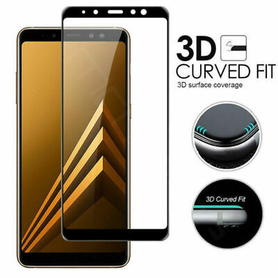 Full Cover Tempered Glass Film Screen Protector For Samsung Galaxy A3/A5/A7 2017