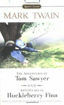 The Adventures of Tom Sawyer and Adventures of Huck... | Buch | Zustand sehr gut