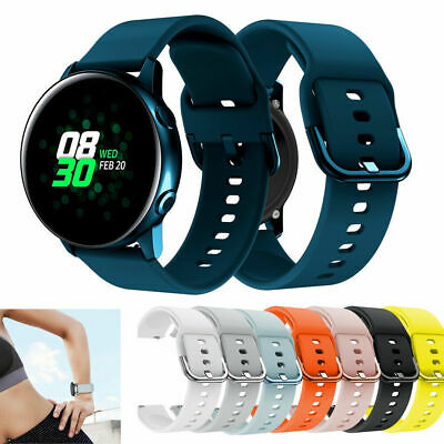 Sports Soft Silicone Replacement Band Strap For Samsung Galaxy Watch active