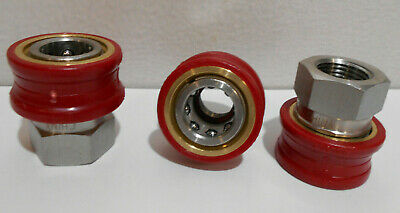 "Lot of 4 New Propulse Quick Connect Fittings 3/8"" NPT"