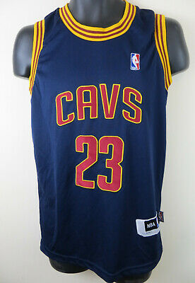 b8510209cbe NBA Basketball Jersey Lebron James  23 Cleveland Cavaliers Cavs Mens Small S