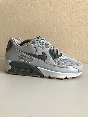 NIKE AIR MAX 90 Ultra Essential Black Pure Platinum 724981