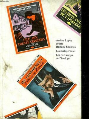Les Aventures D'arsene Lupin - Tome 2 - Arsene Lupin Contre Herlock Sholmes  L'a