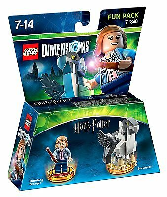 LEGO Dimensions - Harry Potter Fun Pack NEW (PS3/PS4/XBOX ONE/360/WII U)