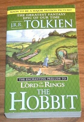 Reduced J.R.R.TOLKIEN The Hobbit *FINE*Middle-Earth PRE-THE LORD OF THE RINGS PB