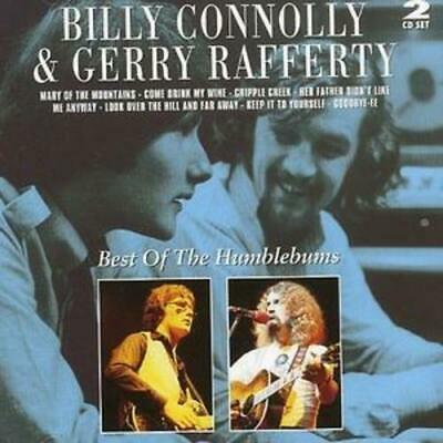 Billy Connolly & Gerry Rafferty : Best of the Humblebums CD 2 discs (2008)