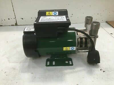 Stuart Turner RG550 Electric Stainless Steel Beer Pump/ Water Pump