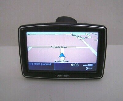 TOMTOM ONE XL sat nav with EUROPE, UK, USA maps. BOXED with ... on sat cartoon, sat prep book, sat score chart 2014,
